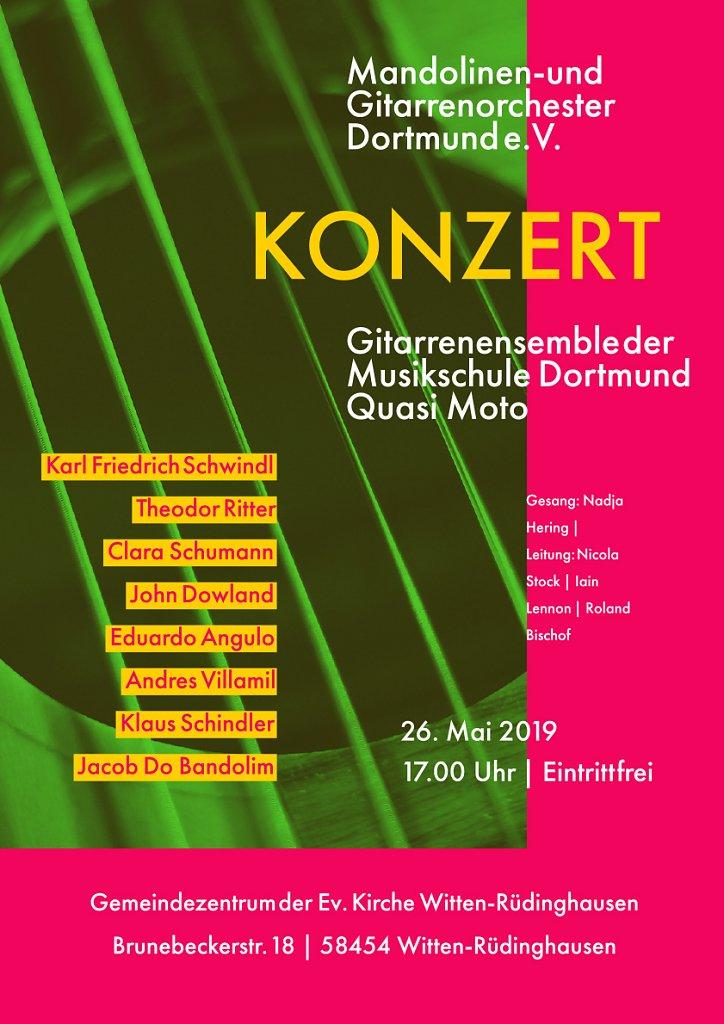 Mandolinen und Gitarrenorchester Dortmund e.V.